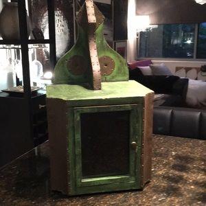 Vintage Green Box 📦